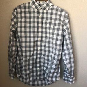 *3/$21 Crewcuts  Light Weight Button Shirt Size 14